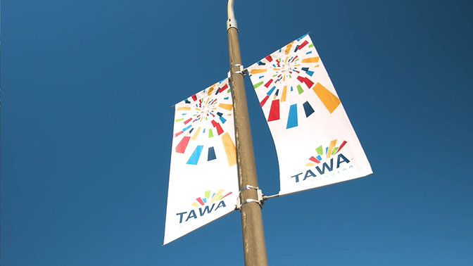We Are Tawa! Promoting Local Business