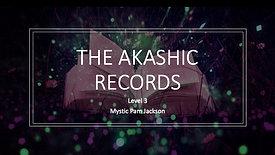 Akashic Records Webinar Level 3