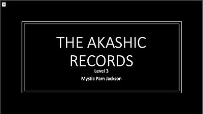 Akashic Records Mediation and Clearings