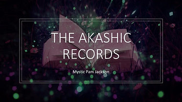 Akashic Records Webinar, Level 1