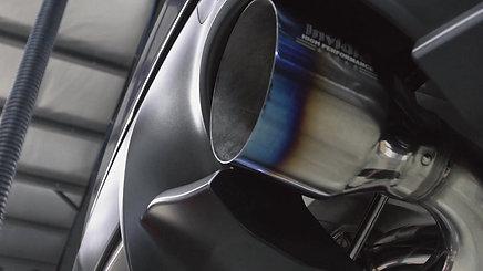 S&J Automotive - Exhaust Install