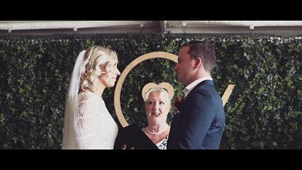 Carmel + Warrick - Wedding Film