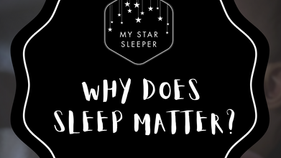 Why does Sleep Matter?