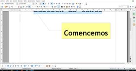 1º Herramientas edición de texto OpenOffice 1