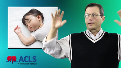 BLS Infant - Assess for pulse and breathing