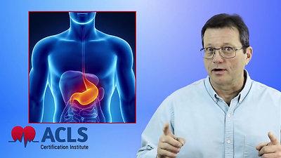 BLS - Gastric insufflation