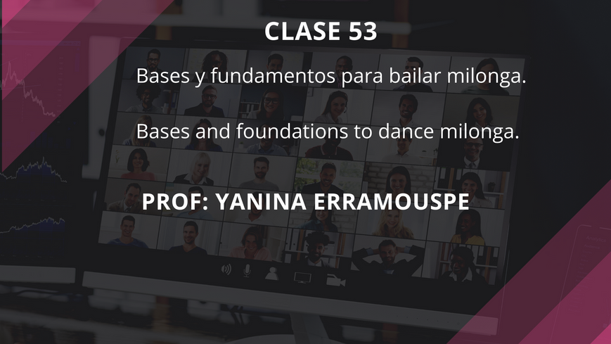 Clase 53 - Yanina Erramouspe - Sep 8