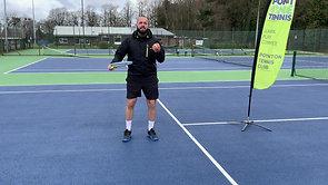 WEEK 10 Racket Skill: Ages 12-18