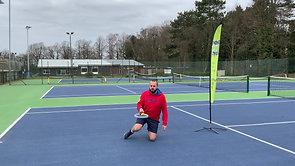 WEEK 9 Racket Skill: Ages 3-8