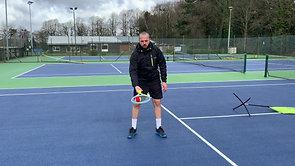WEEK 10 Racket Skill: Ages 3-8