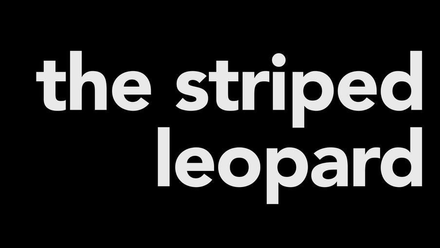 Watch 'The Striped Leopard'