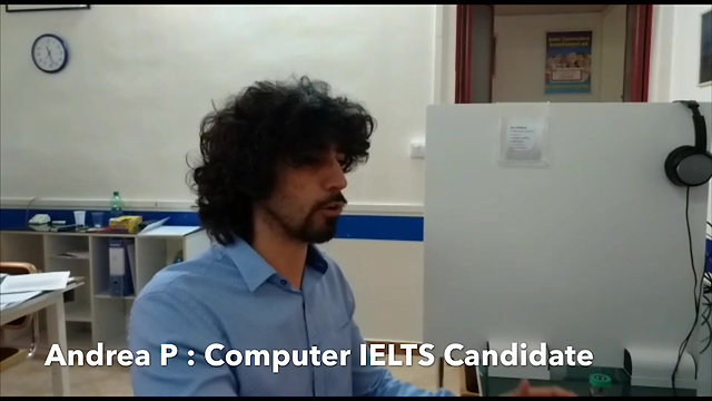 Lord Byron College - Computer Delivered IELTS