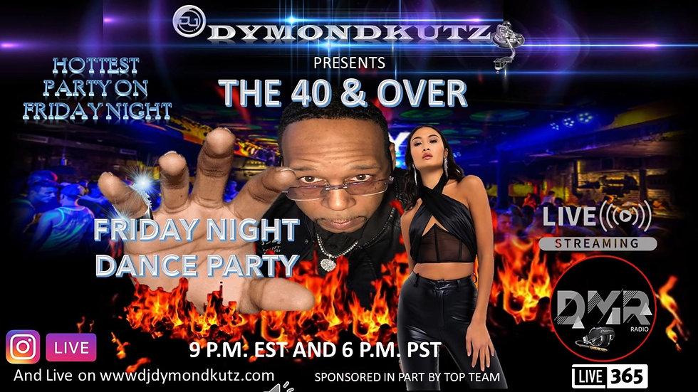 DJ DYMONDKUTZ LIVE