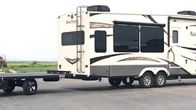 Freedom Hauler with 5th Wheel Trailer