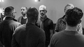 Men's Workshop x London