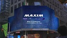 Maxim Records promotonal vid