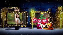 Christmas Show at Tarrytown Music Hall promo
