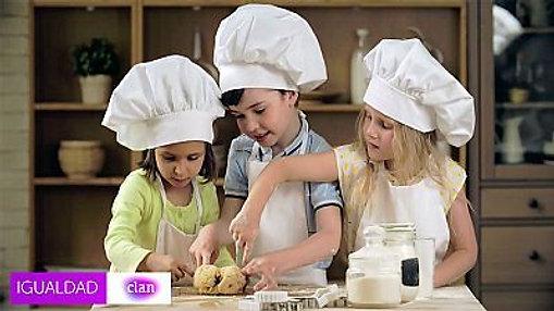 Campaña Igualdad de Genero (1) Cocina