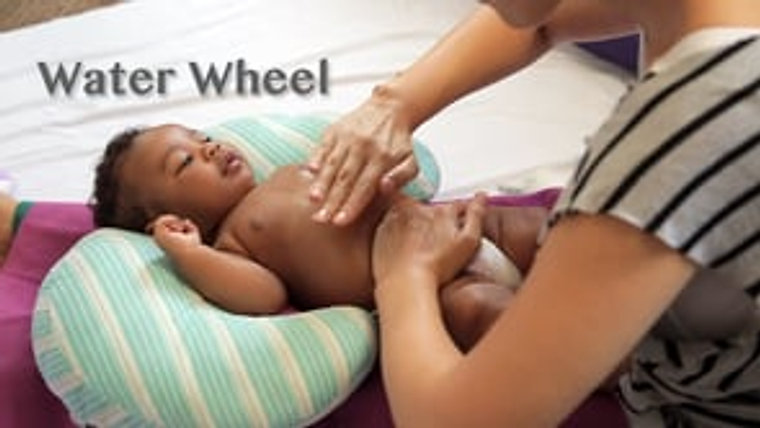 summer & sage All Access: Infant Massage routines