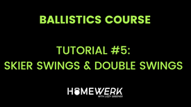 Tutorial #5: Skier and Double Swings