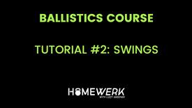 Tutorial #2: Swings