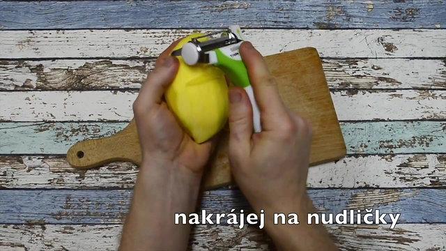 Mango salát - videorecept
