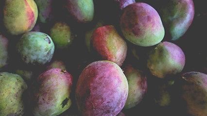 Vietnamský mangový salát