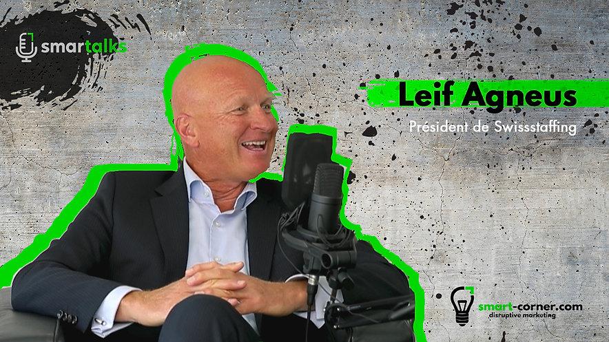 Smartalks avec Leif Agnéus