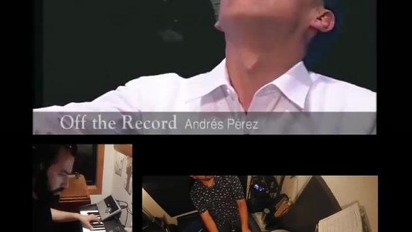 """Armonización #6 Andrés Pérez """"Un cueca no deseada"""""""