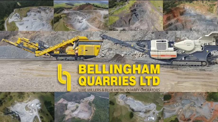 Bellinghams Quarry