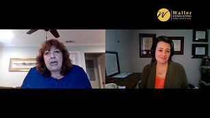 Waller Consulting With Collen Bozard