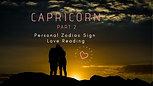 CAPRICORN PT 2 April LOVE Personal Zodiac Reading