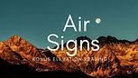 Air Signs Bonus Reading (Gemini, Libra & Aquarius)