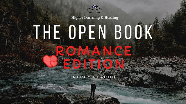 The Open Book Romance Edition