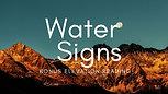 Water Signs Bonus Reading (Scorpio, Cancer & Pisces)
