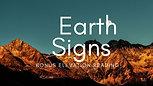 Earth Signs Bonus Reading (Capricorn, Virgo & Taurus)
