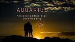 AQUARIUS PT 1 April LOVE Personal Zodiac  PT 2 Reading