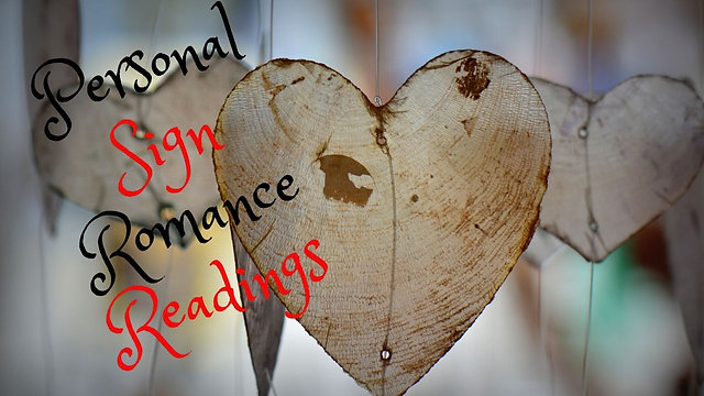 Personal Sign LOVE & Romance Zodiac Readings