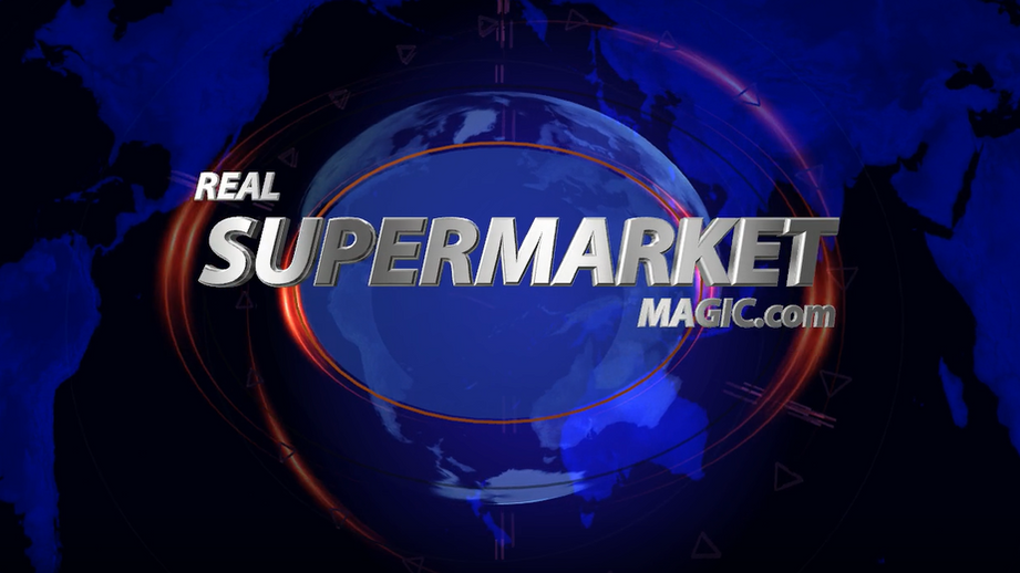 Real SuperMarket Magic Video