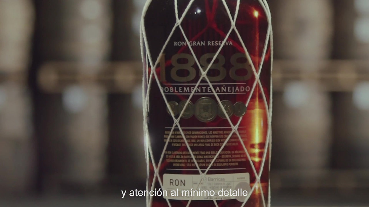 Brugal 1888- Promotional video