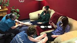 FOOT FRESH - Foot Spa Treatment