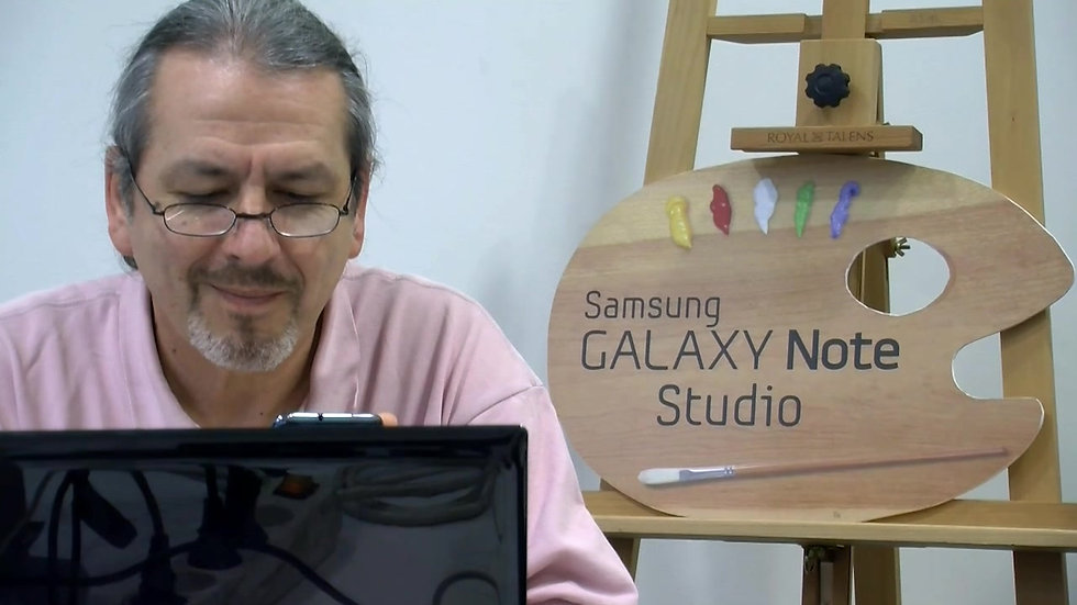Galaxy Note Studio LIVE