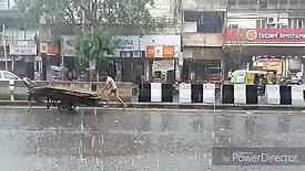 Old Delhi Rain