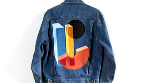 Vintage Unisex Denim Jacket