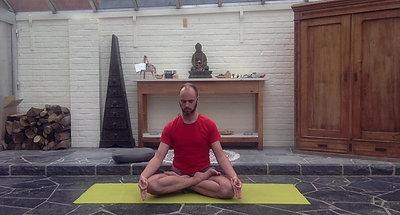 Méditation sur la respiration