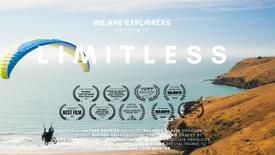 'Limitless' The Tetraplegic Paraglider