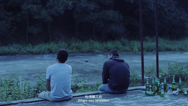 《空山異客》預告片