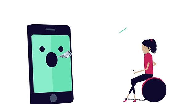 The endobits companion app