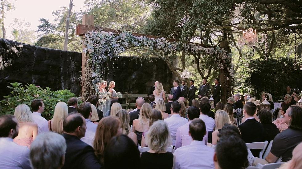 M + J wedding