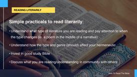 9. Practical Tips
